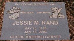 Jessie M Rand