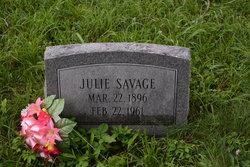 Julie Savage