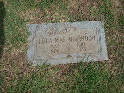Lula Mae McLendon