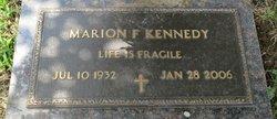Marion Frances <I>Reaves</I> Kennedy