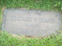Beatrice V. Evans