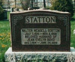 Walter Wendell Statton
