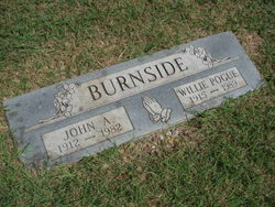 John A Burnside