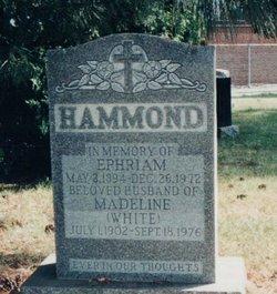 Ephriam Hammond