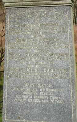 Mary Ruxton Bridgeford