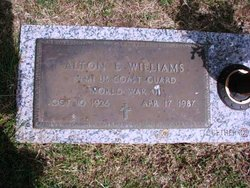 Alton E Williams