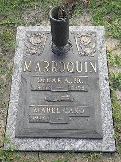 Oscar A. Marroquin, Sr