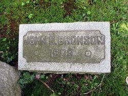 John D. Bronson