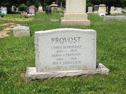 Emma A. <I>Brody</I> Provost