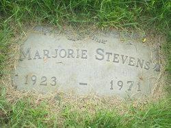 Marjorie <I>Rytting</I> Stevens