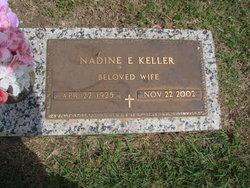 Nadine E Keller