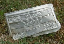 Alta Clyde <I>Daniels</I> Burgin
