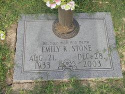 Emily K. Stone