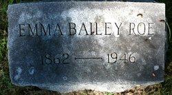 Emma Bailey Roe