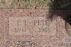 E L (Pete) Reuck