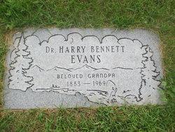 Dr Harry Bennett Evans