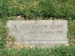 Joy Evelyn Scott