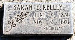 Sarah E <I>Trembley</I> Kelley
