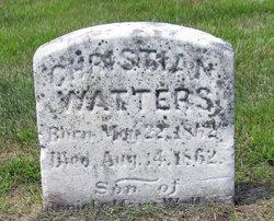 Christian Watters