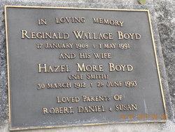 Hazel More <I>Smith</I> Boyd