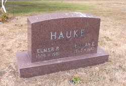 Elmer P Hauke