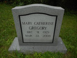 Mary Catherine Gregory