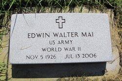 Edwin Walter Mai