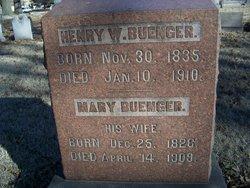 Mary Buenger