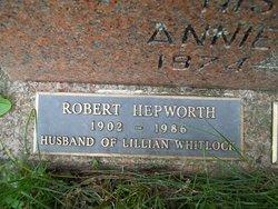 Robert Hepworth