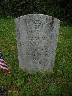 "Samuel W. ""Sam"" Gregory, Jr"