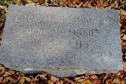 Lucy M. <I>McGregor</I> Bosworth