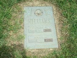 Watson M. Williams
