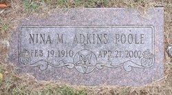 Nina Marie <I>Stribling</I> Poole