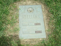 Jennie M. Williams