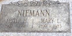 Mary Louise <I>Ball</I> Niemann