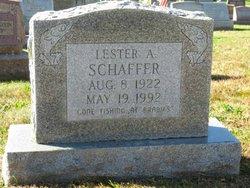 Lester A Schaffer