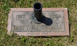 Betty J. Thomas