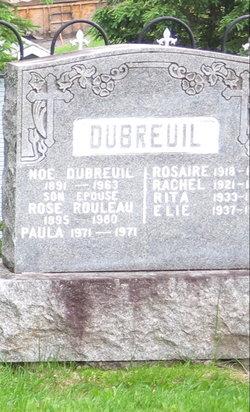 "Honore ""Noe"" Dubreuil"
