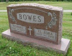 "Elzora ""Zora"" <I>Davis</I> Bowes"