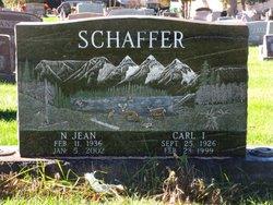 Carl I Schaffer