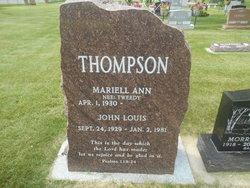 John Louis Thompson
