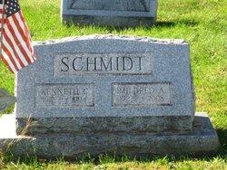Mildred A Schmidt