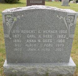 Robert E Werner