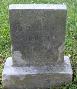 Benjamin Franklin Suddueth