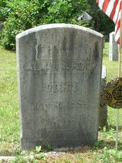 Allen Carter Pert