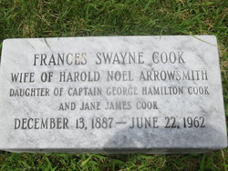 Frances Swayne <I>Cook</I> Arrowsmith