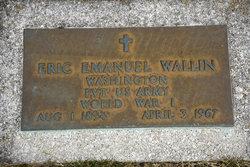 Eric Emanuel Wallin