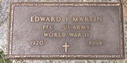 Edward I Martin