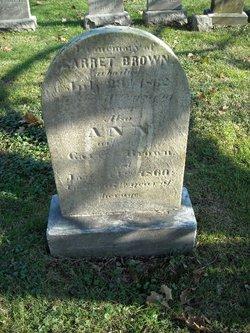 Garret Brown