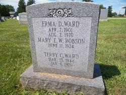 Mary E. <I>Ward</I> Robson